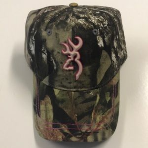 Browning Accessories Sale Pink Hat Poshmark